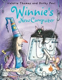 Winnie's New Compu ...