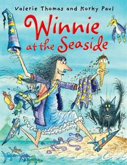 Winnie At The Seas ...