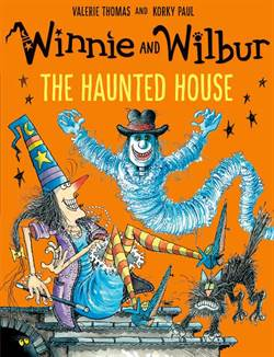 Winnie And Wilbur: The Hounted House