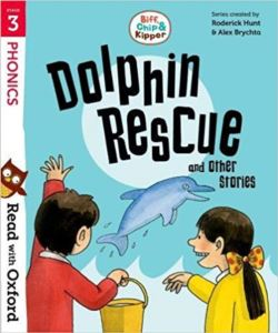 Read With Oxford: Dolphin Rescue (Stage 3)