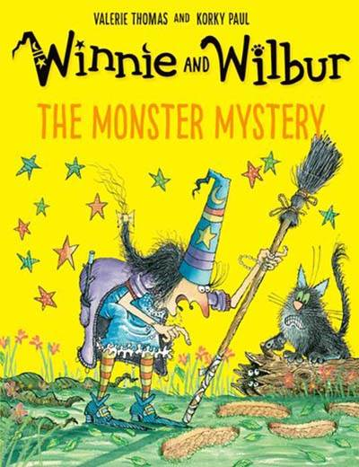 Winnie and Wilbur: The<br/>Monster Mystery