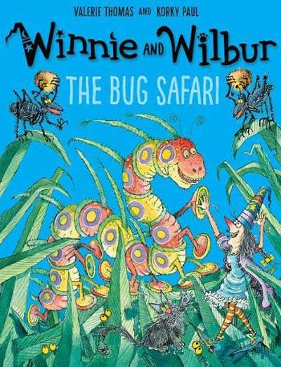 Winnie and Wilbur: The<br/>Bug Safari
