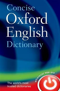 Concise Oxford Dic ...