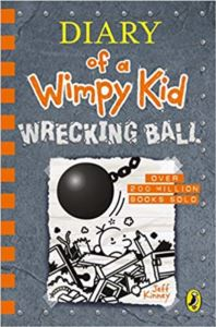 Diary Of A Wimpy Kid <br/>14: Wrecking Ball