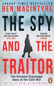 The Spy And The Tr ...