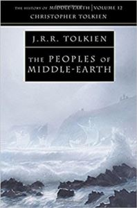 Peoples Of Middle-Earth
