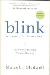 Blink: The Power of Thinking