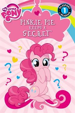 My Little Pony: Pinkie Pie Keeps a Secret (Passport to Reading, Level 1)