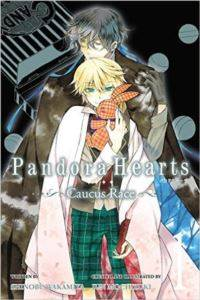 Pandora Hearts Caucus Race 1