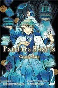 Pandora Hearts Caucus Race 2