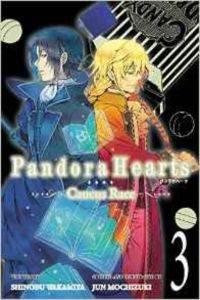Pandora Hearts Caucus Race 3