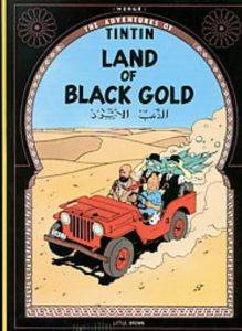 Tintin Land of the Black Gold
