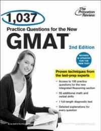 1037 GMAT Practice ...