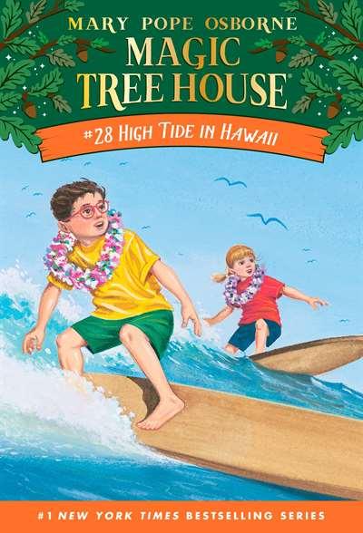 Magic Tree House 28: High Tide in Hawaii