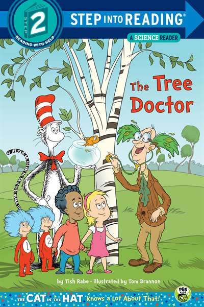 The Tree Doctor (Step into Reading, Step 2)