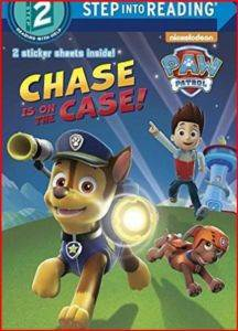 Chase Is On The Chase (Paw Patrol) Step Into Reading