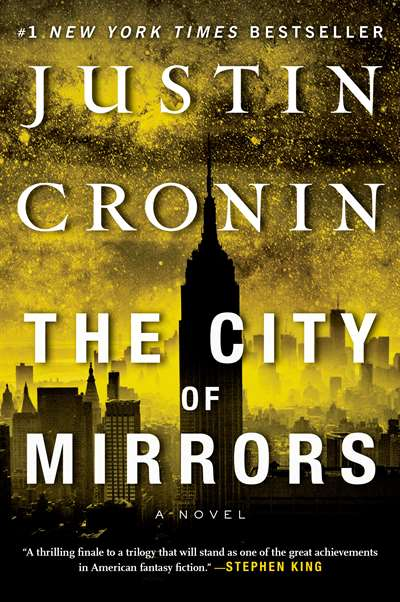 The City Of Mirrors (Passage Trilogy 3/3)