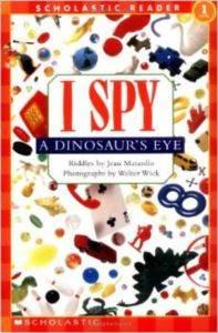 I Spy a Dinosaur's ...