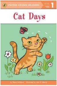 Cat Days (Young Readers, Level 1)