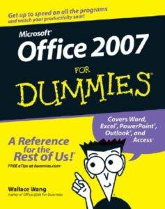 Office 2007 For Du ...