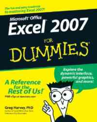 Excel 2007 For Dum ...