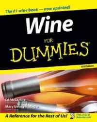 Wine For Dummies 4 ...