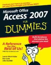 Access 2007 For Du ...