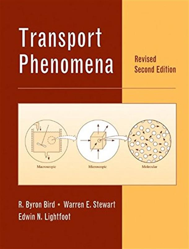 Transport Phenomena Revised 2E ...