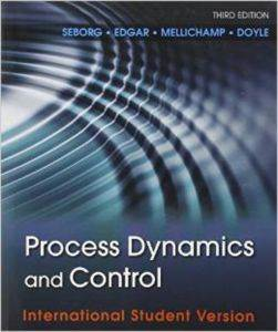 Process Dynamics And Control 3 ...
