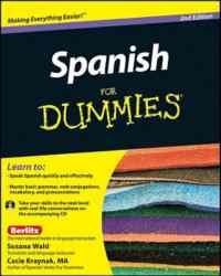 Spanish For Dummies 2nd ed. (with CD)