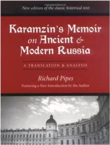 Karamzin's Memoir  ...