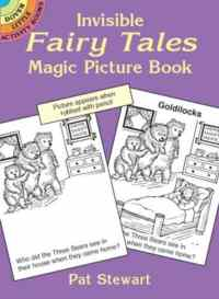 Invisible Fairy Tales Magic Picture Book