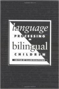 Language Processing in Bilingual Children