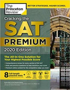 Cracking The SAT P ...
