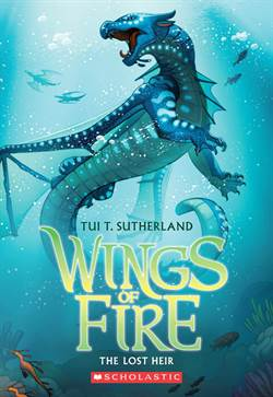 Wings Of Fire 2: The Lost Heir