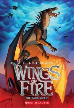Wings Of Fire 4: The Dark Secret