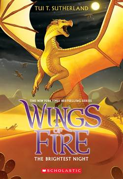 Wings Of Fire 5: The Brighest Night