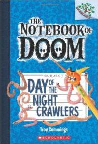 Day of the Night Crawlers (The Notebook of Doom 2)