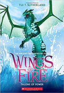 Wings Of Fire 9: Talons Of Power