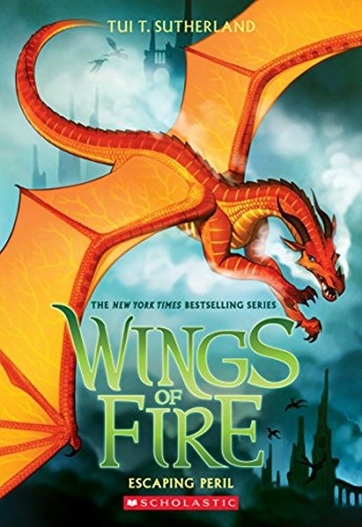 Wings Of Fire 8: Escaping Peril