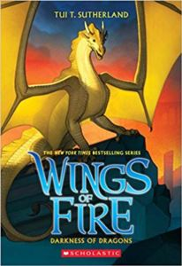 Wings Of Fire 10: Darkness Of Dragons