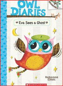 Owl Diaries 2: Eva Sees a Ghost