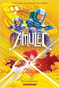 Amulet 8: Supernov ...