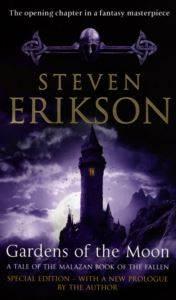Gardens of the Moon (Malazan Book of the Fallen 1)