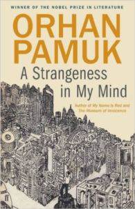 A Strangeness in My Mind (hardcover)