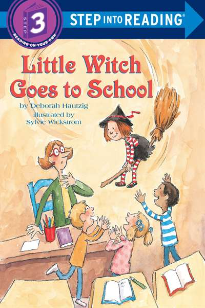 Little Witch Goes  ...