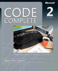 Ms Code Complete 2 ...