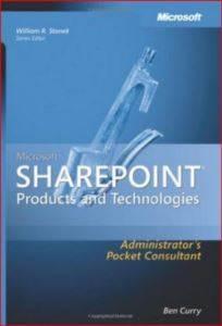 Microsoft SharePoint Products Pocket