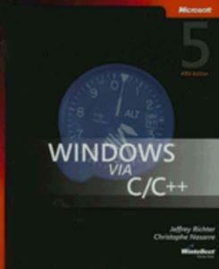 Windows via C/C++, ...