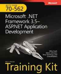 McTs Exam 70-562 Microsoft .Net Framework 3.5- Asp.Net Applic ation Development